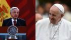 ¿Qué le aconseja el papa a AMLO?