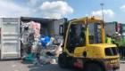 Malasia hará devolución de basura plástica