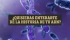 Estas pruebas pueden revelarte posibles enfermedades genéticas