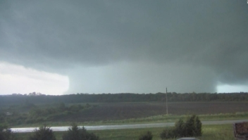 Los tornados están asolando a EE.UU.