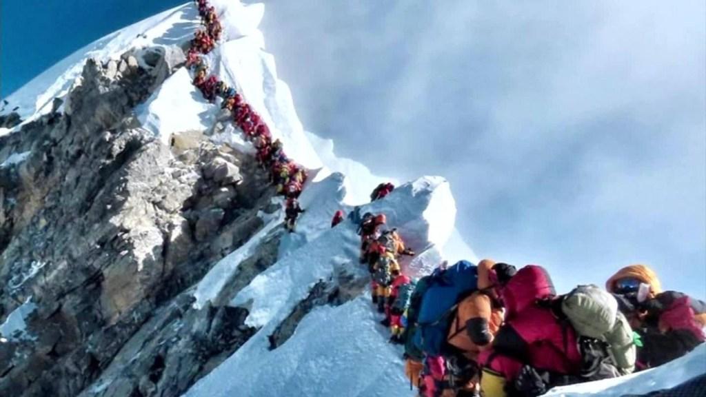 Las causas de las muertes en el Everest
