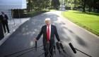 Trump: Vamos a hacer algo muy dramático en la frontera