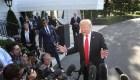 Trump: No sabía nada sobre el buque de guerra USS McCain