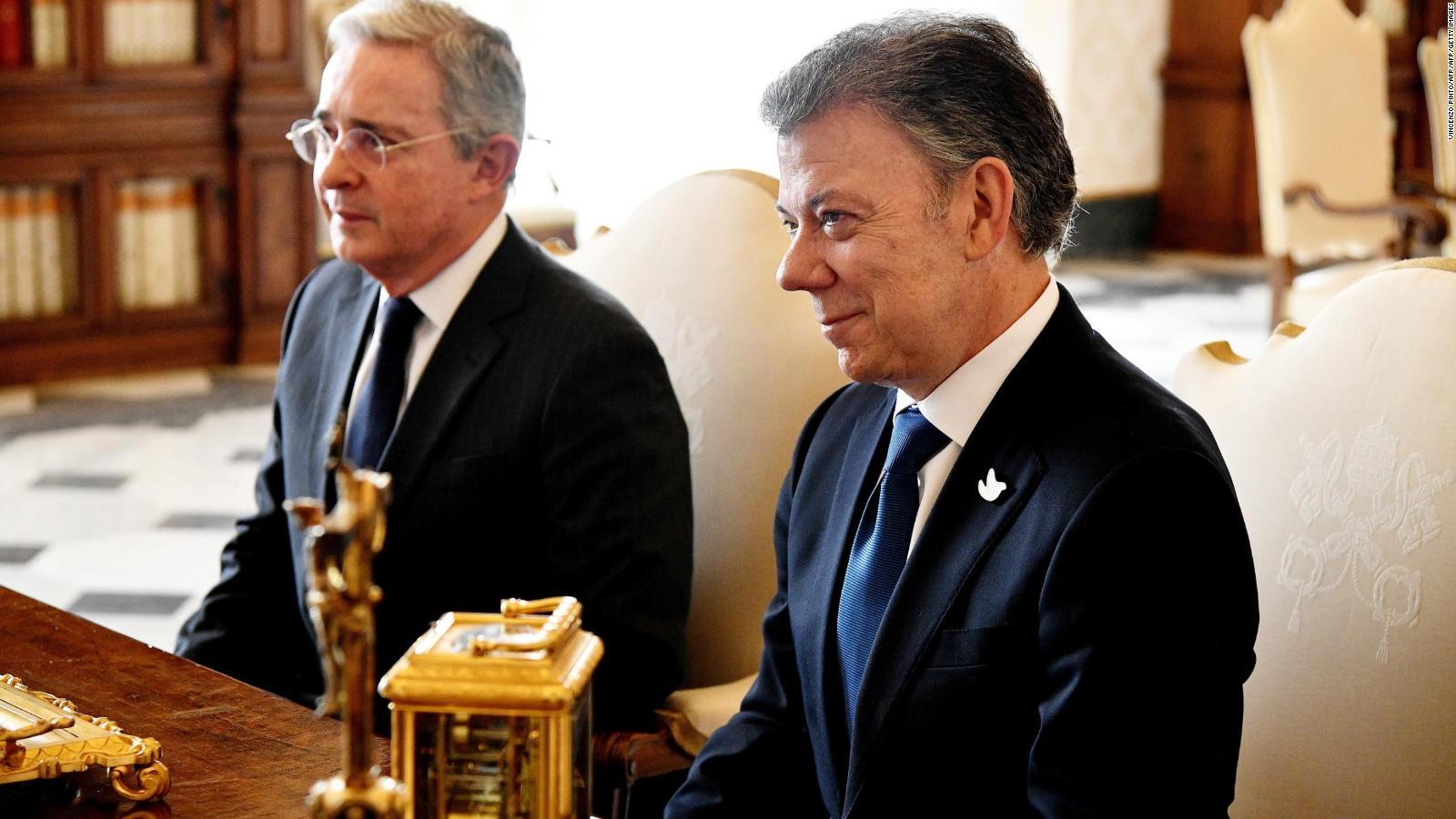 Juan Manuel Santos: ¿Dónde está la traición a Uribe? | Video | CNN