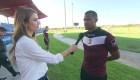 Salomón Rondón: Mi deber es llevar alegría a mi país