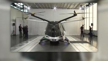 Skai revolucionaría la movilidad aérea