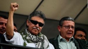 """""""Jesús Santrich"""" en libertad: esto dijeron Duque y """"Santrich"""""""