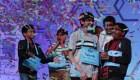 Ocho estudiantes ganan Concurso Nacional de Scripps Spelling Bee en EE.UU.
