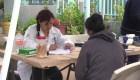 Salud de migrantes en la frontera, descuidada