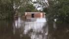 Desbordamiento del río Paraguay causa evacuaciones