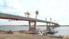 China y Rusia conectados por un puente