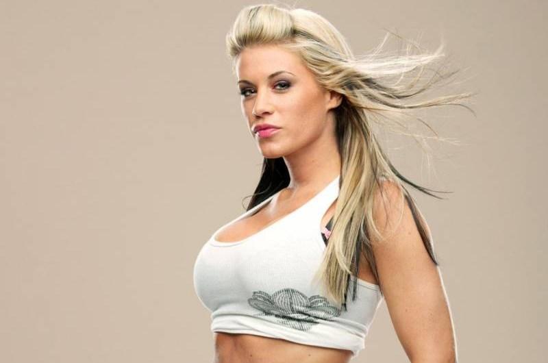 Ashley Massaro, lucha libre, WWE
