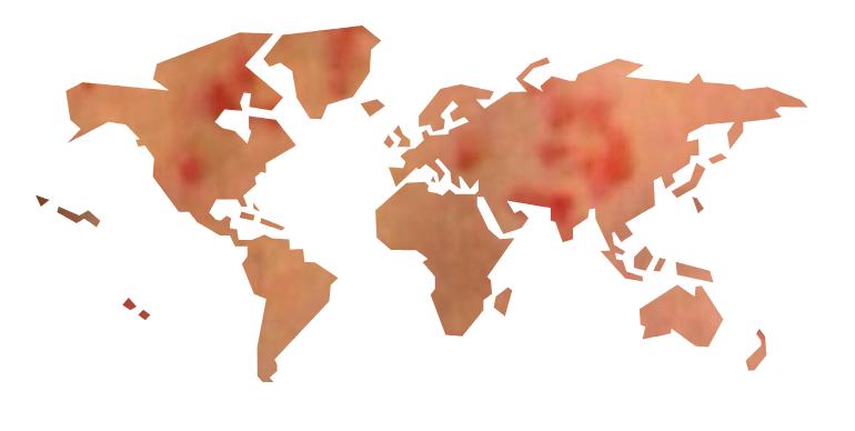 Sarampión mundo