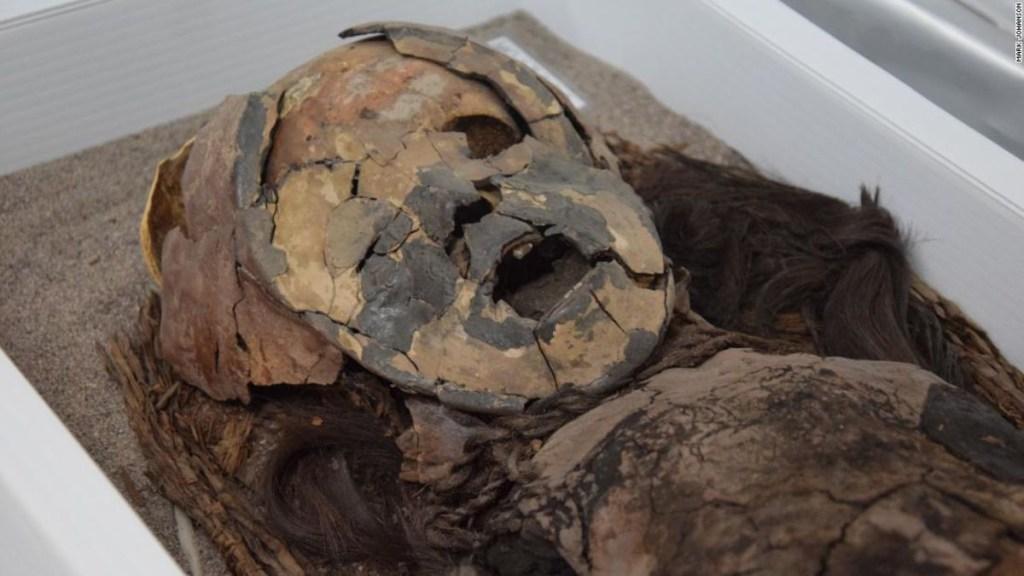 Momias más antiguas Chile