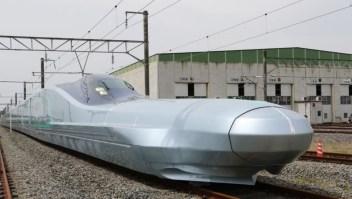 ALFA-X tren bala más rápido