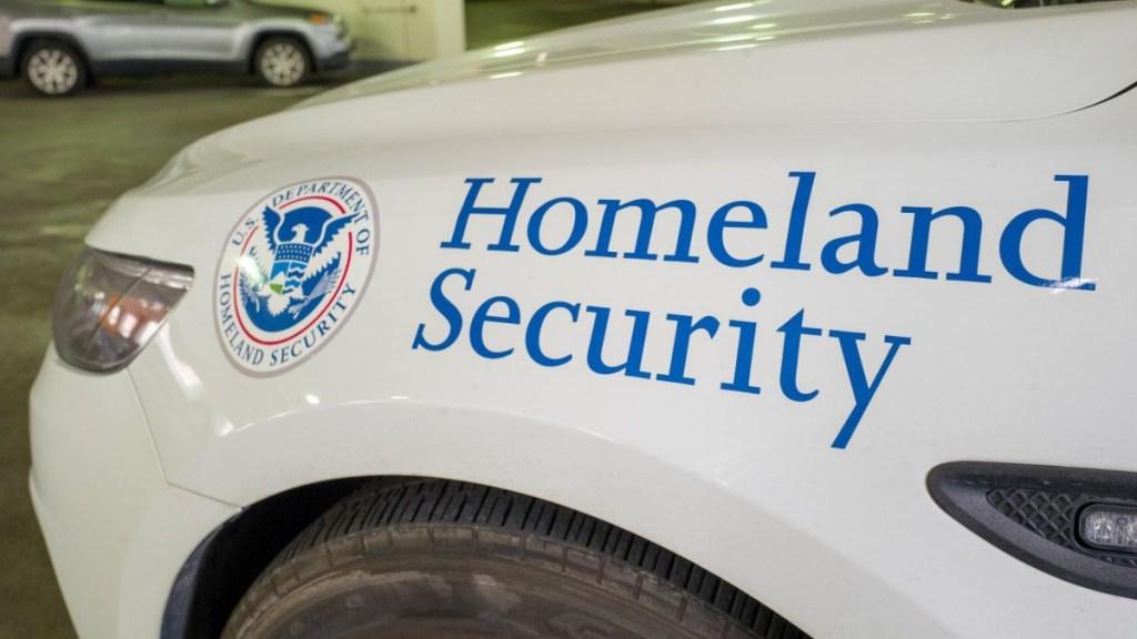 deportaciones Departamento de Seguridad Nacional