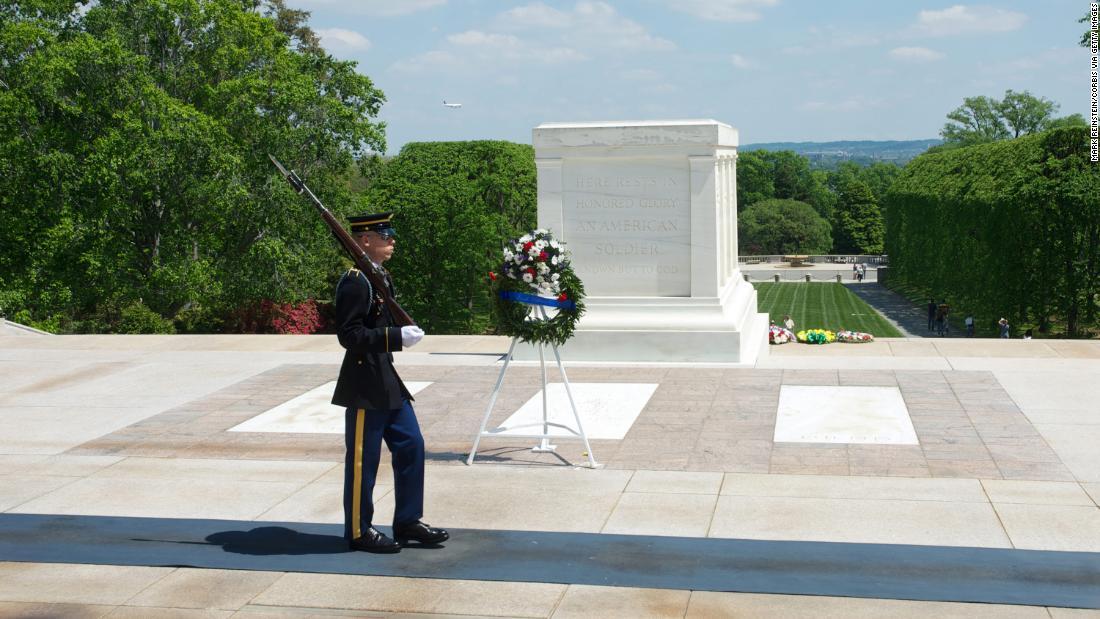 Lo que necesitas saber sobre la tumba del Soldado Desconocido | CNN
