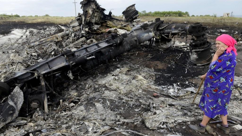 Culpan a 4 personas por derribar el vuelo MH17 en 2015
