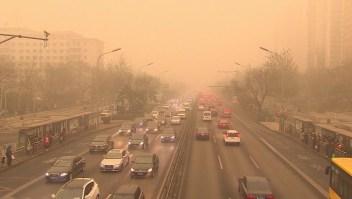 OMS advierte los riesgos de la contaminación del aire