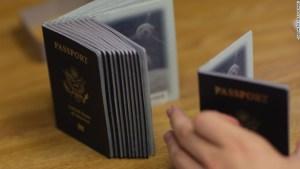 Visas, Estados Unidos
