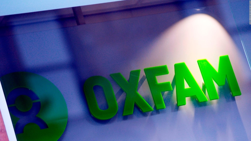 Oxfam reconoce errores de trabajo en Haiti