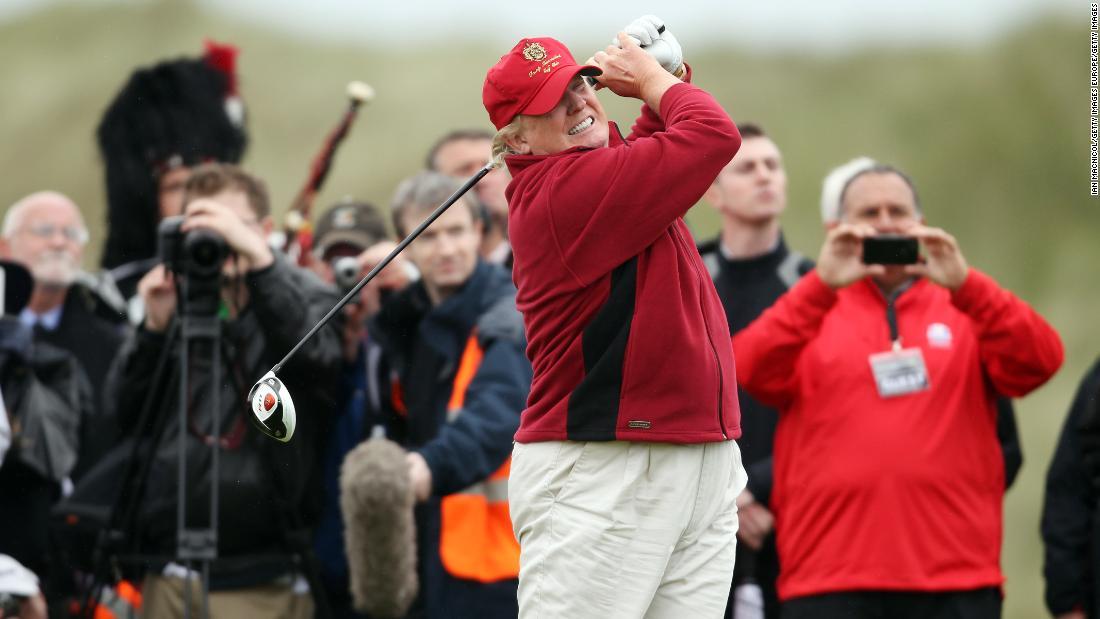 Trump covid-19 riesgos