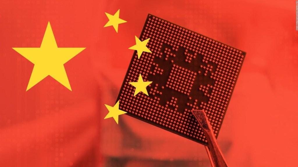 Estados Unidos y China se enfrentan en el mundo tecnológico