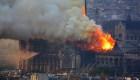 El incendio de Notre Dame no fue intencional
