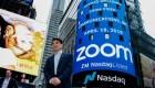 ZOOM: acción crece más de 18%