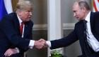 Trump y su relación con Rusia y China