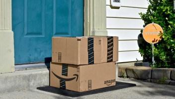 Amazon entrega en un día