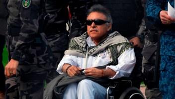 """Justicia colombiana investiga a """"Jesús Santrich"""""""