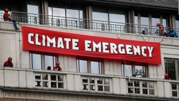Greenpeace no se olvida del petróleo