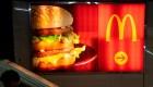 McDonald's cambio carne congelada por carne fresca y sus ventas aumentaron