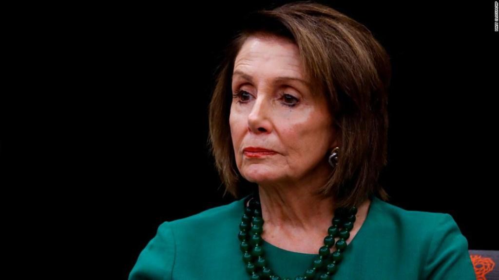 Nancy Pelosi juicio político