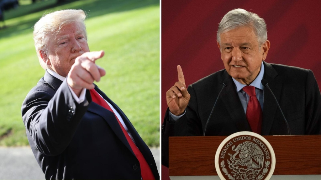México: ¿solo ante la Casa Blanca?