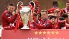 Una Champions League llena de emociones