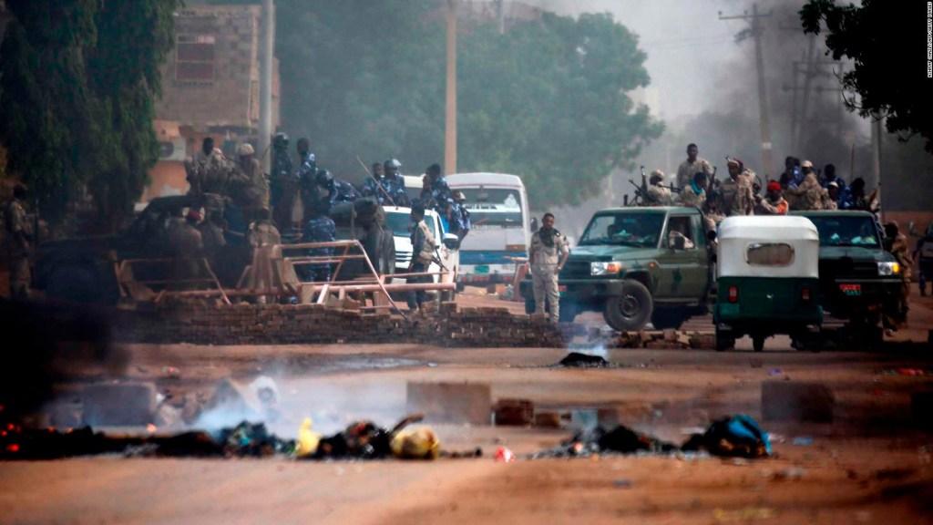 Al menos 100 muertos en manifestaciones en Sudán