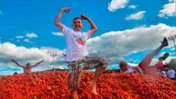 La gran guerra de tomates de Colombia