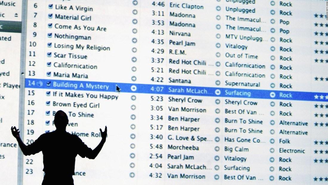 Así fueron los 18 años de vida de iTunes