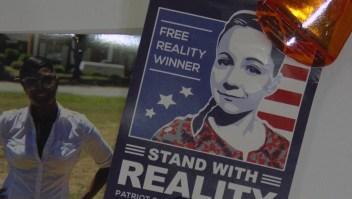 Madre de informante: Ella defendió a su país