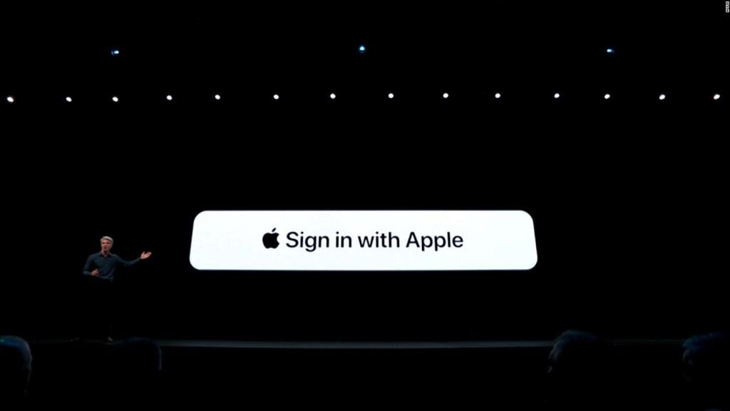 Así funciona el nuevo 'Inicia sesión con Apple'