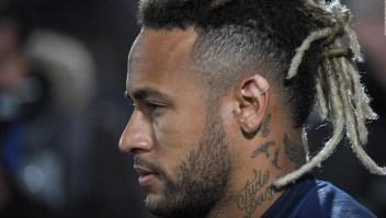 Acusan a Neymar Jr. de violación