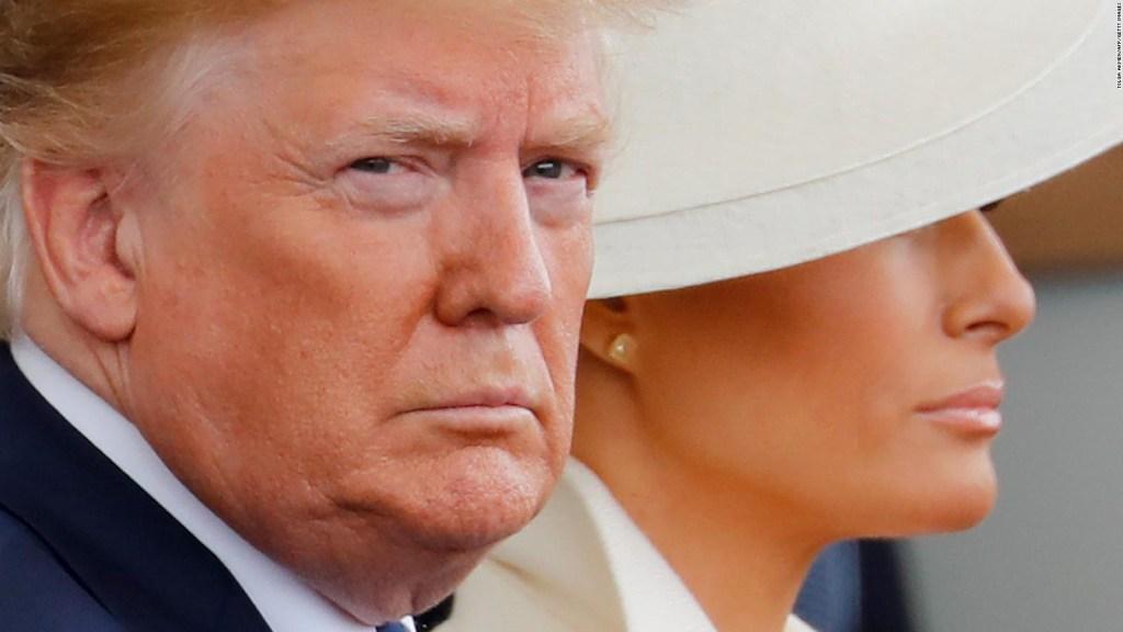 Trump se refiere a sus comentarios sobre duquesa de Sussex