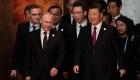 China estrecha lazos con Rusia: ¿represalia contra EE.UU.?