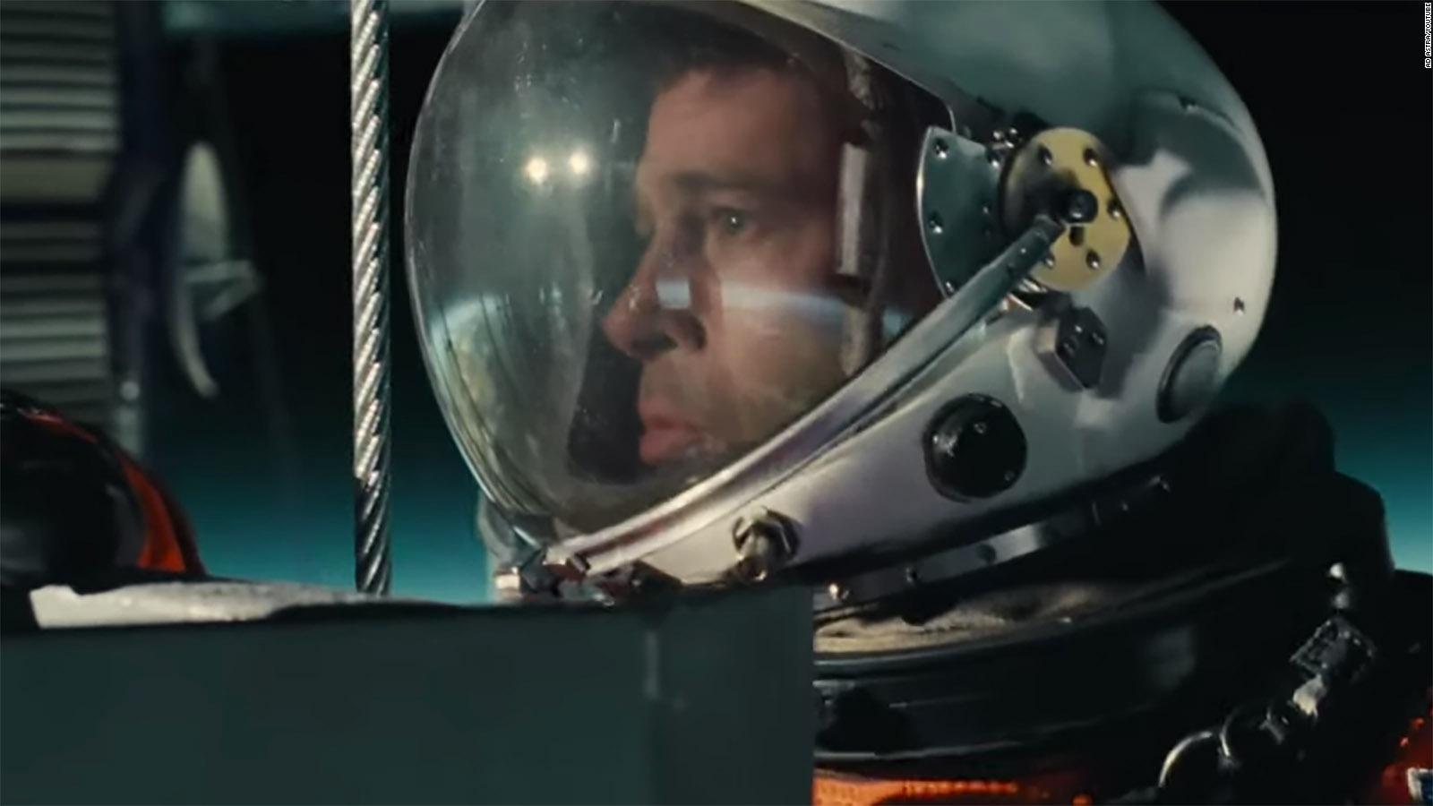 Mira El Adelanto De Ad Astra La Nueva Cinta De Brad Pitt Video Cnn