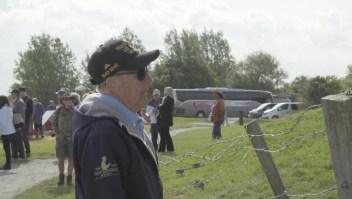 Soldados del Día D regresan a Normandía