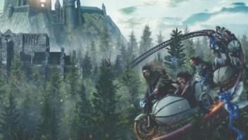 El parque de Harry Potter tiene una nueva atracción