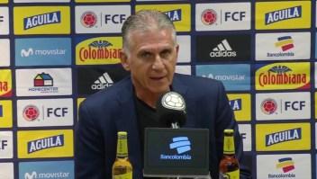 Queiroz alista a la Selección Colombia para la Copa América