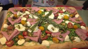 ¿Cuál es la mejor pizza de Latinoamérica?